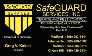 Termite and Pest Control