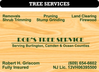 Serving Burlington, Camden & Ocean Counties