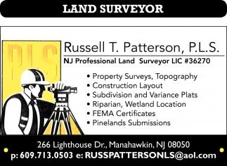 Property Surveys