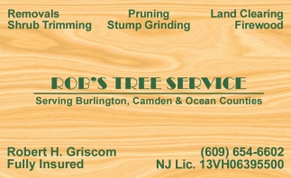 Serving Burlington, Camden & Ocean Counties