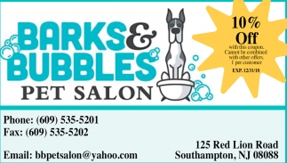Pet Salon