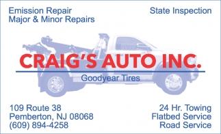 Major & Minor Repairs