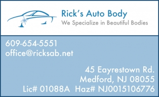 We Specialize in Beautiful Bodies