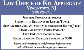 General Practice Attorney