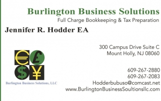 Full Chage Bookkeeping & Tax Preparation