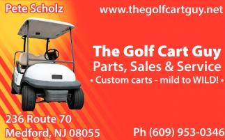 Parts, Sales & Service