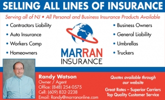 Selling All Lines of Insurance